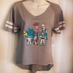 NWT Toy Story 4 ladies tee‼